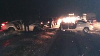 Смертельная автокатастрофа на трассе под Воронежем привела к уголовному делу