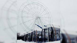 Единственное в Воронеже колесо обозрения откроется 5 мая