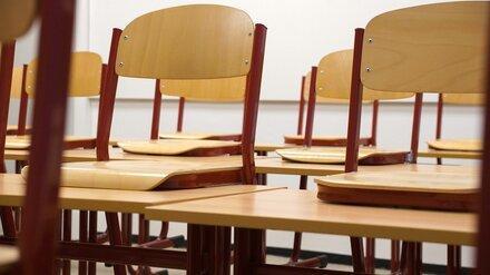 В воронежских школах 116 классов закрыли на карантин