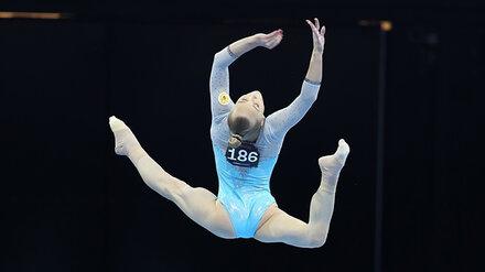 Воронежская гимнастка Мельникова взяла третью медаль на Олимпиаде в Токио