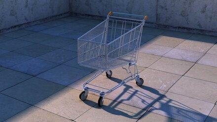 Кроссовер переехал пешехода на парковке воронежского магазина