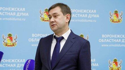 Председатель Воронежской облдумы заработал на 3 млн больше губернатора