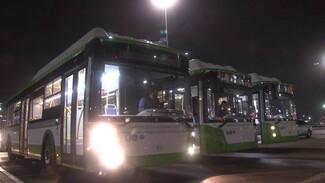 В Воронеже новые автобусы оборудуют стационарными терминалами для оплаты проезда