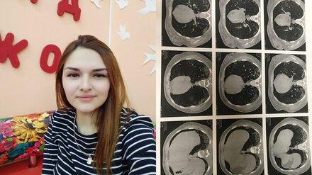 «Лёгкие будто обдали кипятком». Девушка с COVID-19 из Воронежа рассказала о болезни