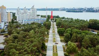 Воронежский парк «Алые паруса» открыли после общегородского выпускного