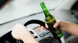 Житель Воронежской области получил реальный срок за пьяное вождение