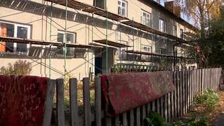 «Надеялись пожить в тепле». В Воронежской области ветхий дом «утеплили» штукатуркой