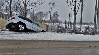 Пьяный 20-летний водитель устроил ДТП с пострадавшим в воронежском селе