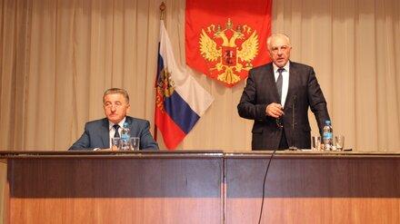 Воронежский сенатор рассказал об успешном развитии Аннинского района