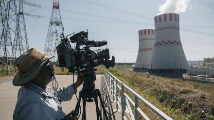 Нововоронежскую АЭС посетили документалисты из ЮАР