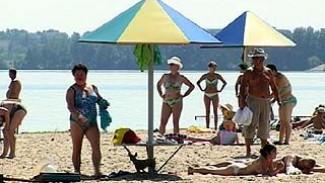 В Воронежской области оборудовано около 60 мест для купания
