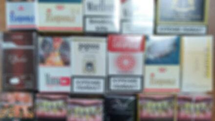 В Воронежской области силовики нашли склад с поддельными сигаретами на 5,35 млн рублей