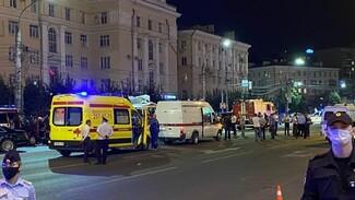 Число пострадавших при взрыве в воронежской маршрутке выросло до 24