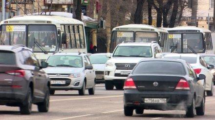 На разработку новой модели транспортной системы для Воронежа потратят 16 млн рублей