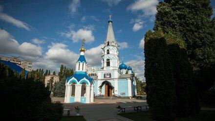 В Воронеже закрыли храм из-за заболевшего коронавирусом священника