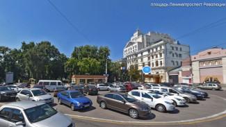 В Воронеже на 4 часа запретят парковку у Кольцовского сквера
