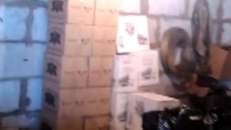 85 тонн фальшивого алкоголя изъяла полиция при обысках на трёх заводах
