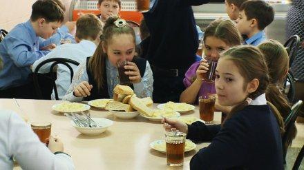 Родители воронежских школьников получат компенсацию за горячее питание