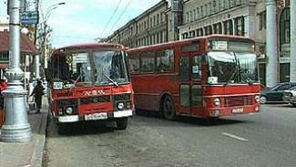 Бесплатный общественный транспорт войдет в жизнь воронежцев с 7 ноября