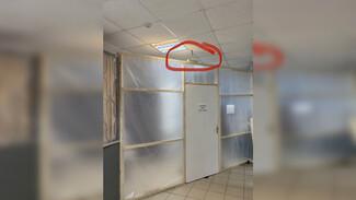 Воронежцы возмутились сомнительной защитой от ковидных пациентов в поликлинике
