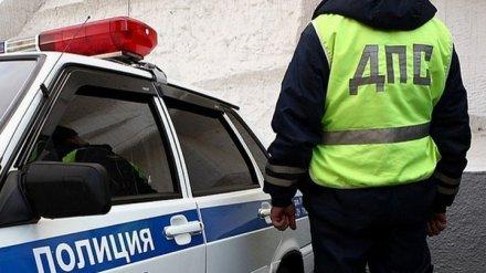 В Воронеже пьяный водитель предложил инспектору ДПС крупную взятку