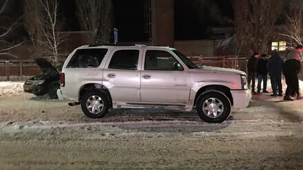 Устроившего пьяное ДТП водителя Cadillac наказали за взятку воронежскому автоинспектору