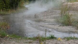 Воронежцы сообщили о хлынувшей в водохранилище «горячей реке»