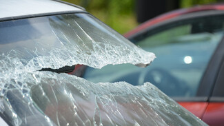 В Воронежской области в лобовом ДТП с грузовиком на трассе М-4 «Дон» пострадали 2 человека