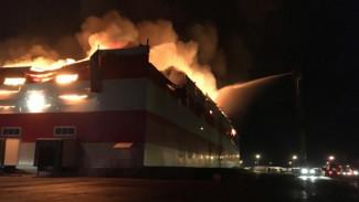 «Магнит» оценил ущерб от пожара в воронежском распределительном центре в 1,2 млрд рублей