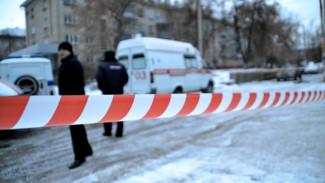 В Воронеже полицейские при задержании застрелили грабителя