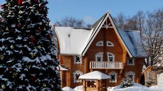 Перед Новым годом поезд отвезёт воронежцев на родину Снегурочки