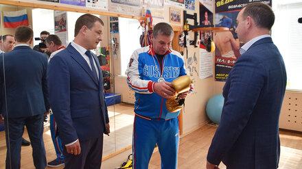 Депутат отреагировал на обращение выдающейся воронежской спортсменки Татьяны Зражевской