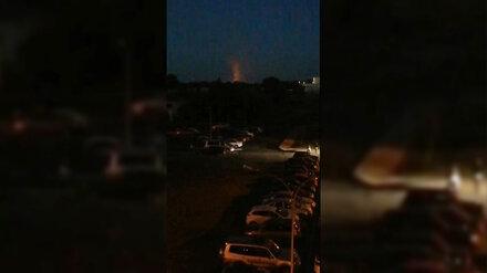 Воронежское КБХА открестилось от напугавших жителей Шилово звуков взрывов