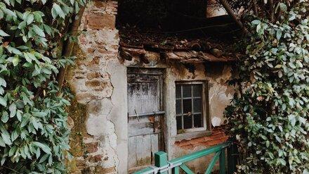 Житель Воронежской области нашёл на веранде своего дома труп мужчины
