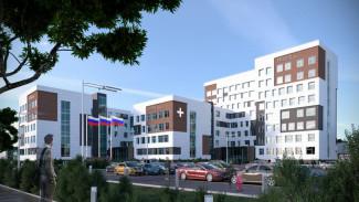 В Воронеже провалились торги по строительству поликлиники в будущем социальном узле