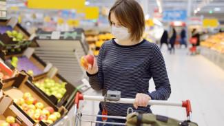 В продуктовых магазинах Воронежской области появится антивирусная разметка