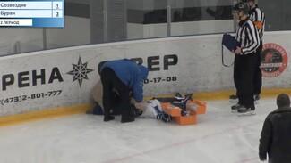 В Воронеже 11-летний хоккеист после матча попал в реанимацию