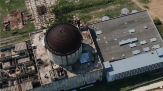 Несколько тонн щебня и металлолом. Как уничтожат воронежскую атомную станцию