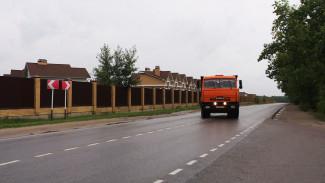 Жители элитного посёлка под Воронежем пожаловались на шумную дорогу