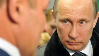 Путин в Воронеже: Что? Где? Когда?