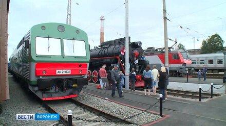 Выставка ретротехники на вокзале «Воронеж-1» пополнится новыми экспонатами