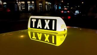 В Воронежской области напавшего на таксиста вооружённого грабителя нашли по следам на снегу