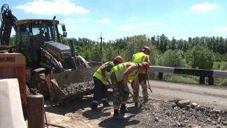 В Воронежской области отремонтируют построенные полвека назад мосты