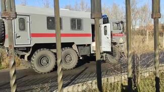 Перед расстрелом военных в Воронеже солдат зарубил майора топором