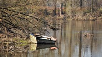 Под Воронежем бесследно исчез рыбачивший с лодки мужчина