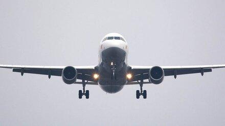 Подавший сигнал бедствия над Воронежем самолёт Belavia сел в Москве
