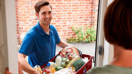 Воронежцам рассказали о 5 преимуществах доставки продуктов на дом