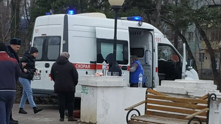 Семь пассажиров попали в больницу после ДТП с маршрутками в Воронеже