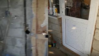 Жители воронежского села поделились видео дома, окружённого ночью огромными комарами