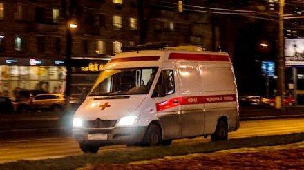 В Воронеже пострадали шесть человек при столкновении легковушки с автобусом